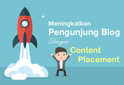 Membuat Konten Sponsor ~ Content Placement