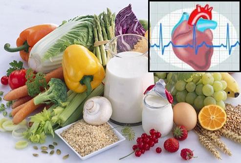 Pantangan Makanan Untuk Detak Jantung Abnormal