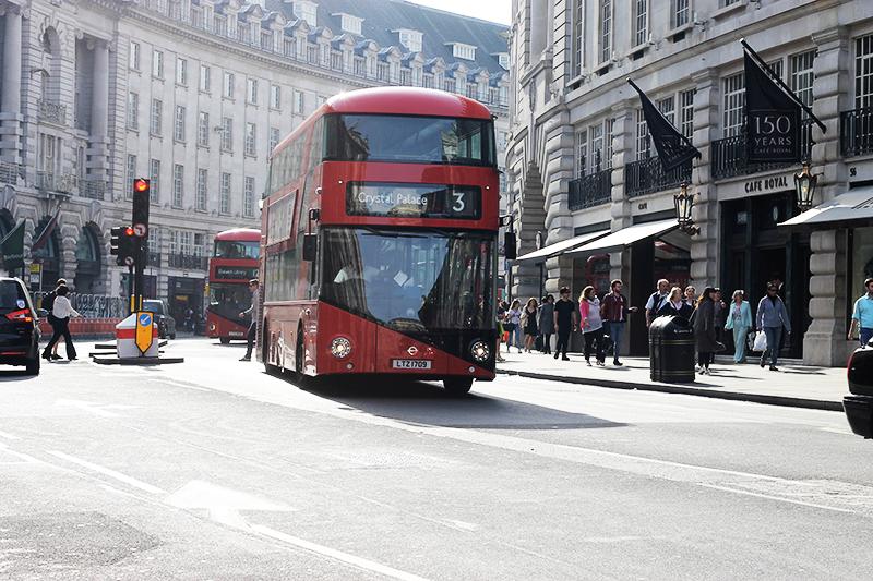 London Diary #1