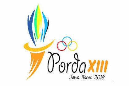 Porda Jabar XIII, Kabupaten Bogor 2018