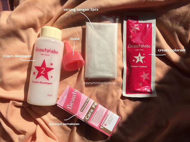 Review Beautylabo Raspberry Pink