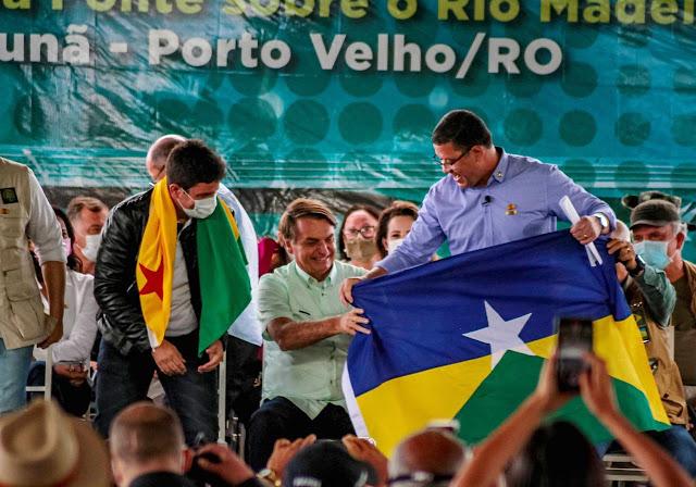 Ponte sobre o rio Madeira contará com uma nova rota de desenvolvimento para Amazônia