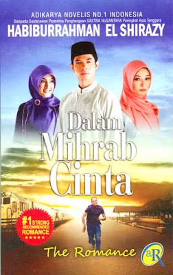 Poster Film Dalam Mihrab Cinta