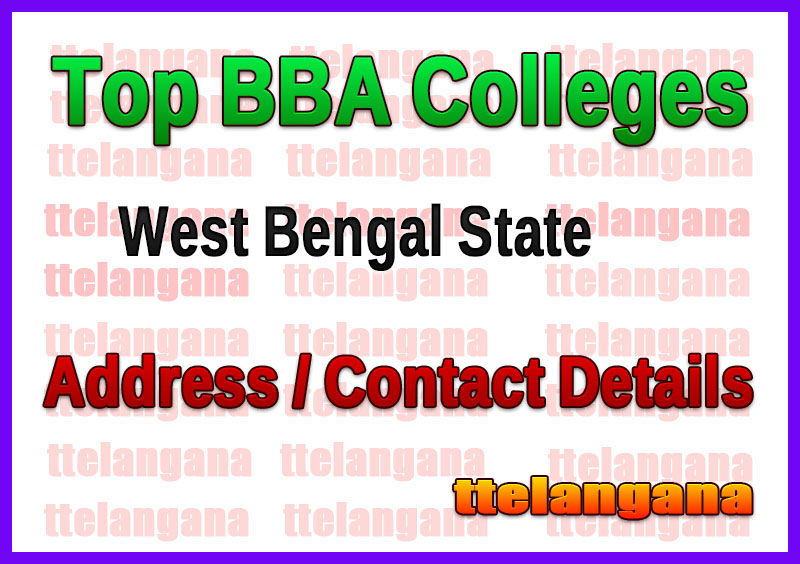 Top BBA Colleges in West Bengal