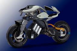 Sepeda Motor yang Bisa Berinteraksi dengan Pengendaranya