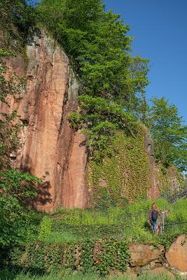 Lutherweg von Leisnig nach Döbeln - Wandern in Sachsen - Region Leipzig - Burg Mildenstein - Kloster Buch - Wanderung 03