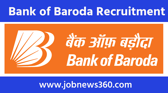 Bank of Baroda Recruitment 2020 for Chief Financial Officer