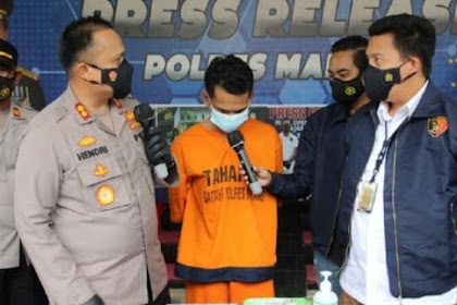Perampok Sadis yang Bunuh Ibu Hamil di Malang Tertangkap