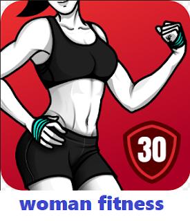 Aplikasi Olahraga untuk wanita mengecilkan perut