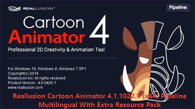 Reallusion-Cartoon-Animator-4.1.1022.1-(x64)-Pipeline-Multilingual