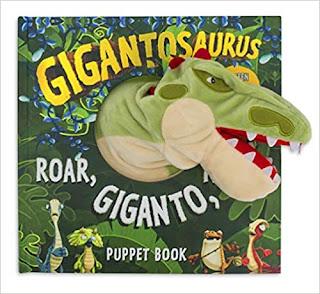 Gigantosaurus: Roar, Giganto, Roar!: A Puppet Book