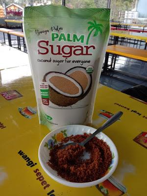 Bunga Palm Alternatif Gula Lebih Sehat