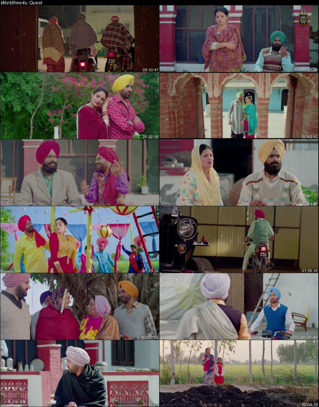 Kurmaiyan 2018 Punjabi Movie Download HDRip    1080p    720p    480p