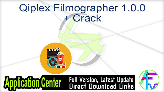 Qiplex Filmographer 1.0.0 + Crack