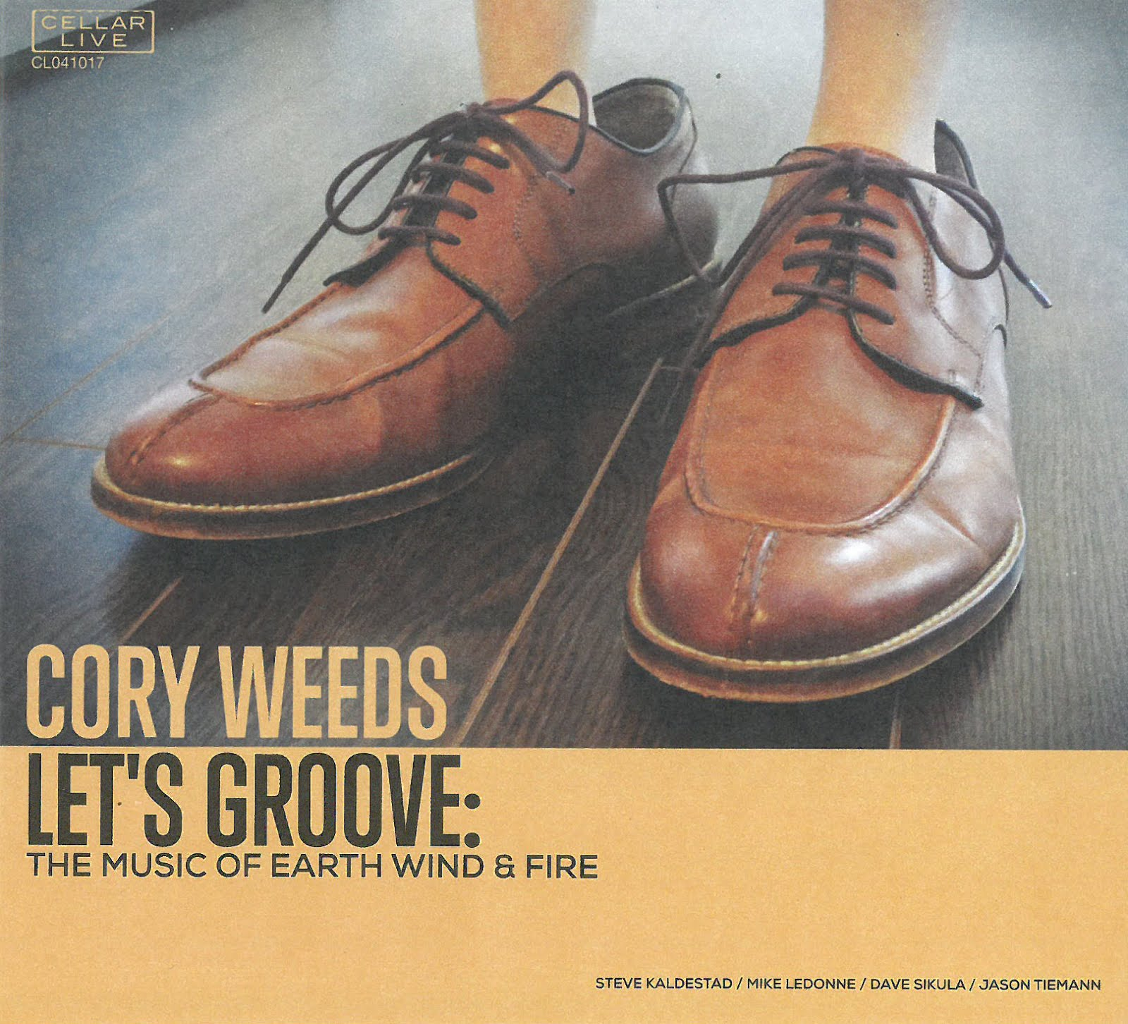 CORY WEEDS: LET´S GROOVE