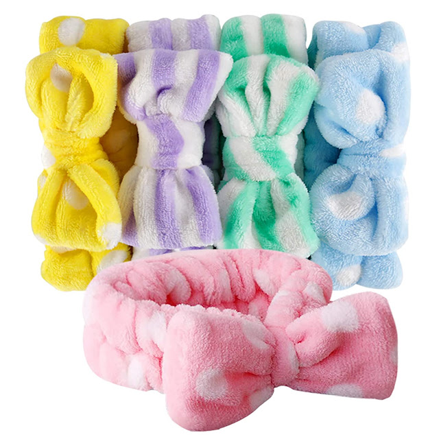 Spa Headbands