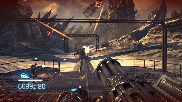 Bulletstorm Complete Edition PC Full Version Screenshot 3