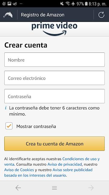 AMAZON PRIME GRATIS