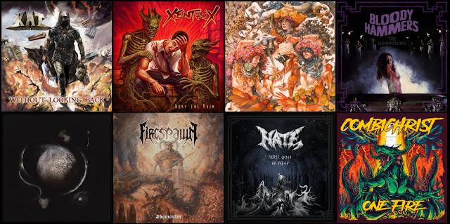 Premiery rock i metal czerwiec 2019