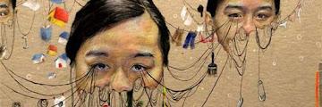 Lukisan aliran Dadaisme: gambar sindiran sosial, politik dan anti perang