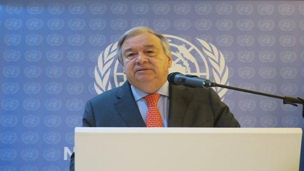 """ONU insta a G20 evitar """"proporciones apocalípticas"""" de Covid-19"""