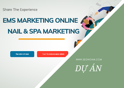 Dự án - EMS Marketing Online