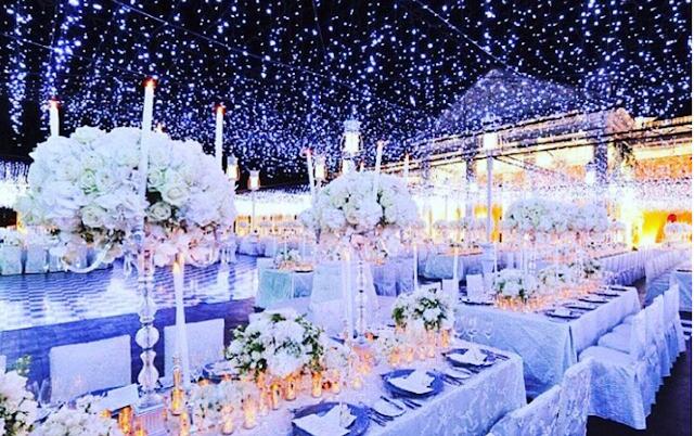 Matrimonio Tema Invernal : Fiesta temática de invierno para los dulces años