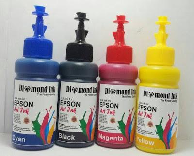 Cara Ganti tinta Dye ke Artpaper agar tinta printer tidak mampet