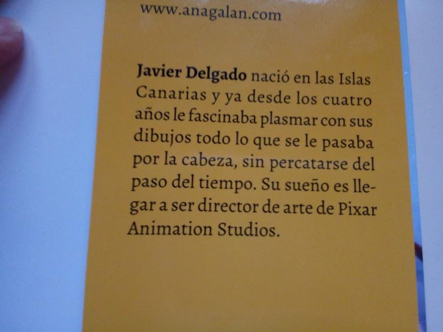 Ilustrador Javier Delgado