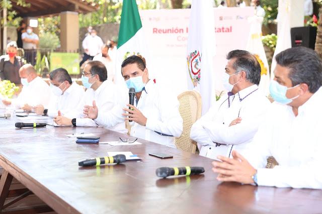 Promueve Silvano Aureoles Nueva Convivencia Social; será gradual, responsable y solidaria