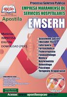 Apostila EMSERH 2016 - SES-MA - Técnico de Enfermagem