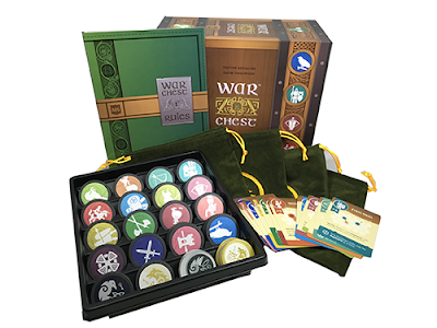 Picture of War Chest board game by AEG