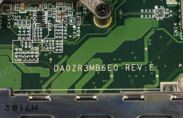 DA0ZR3MB6E0 Rev E ACER Aspire 5050-3308 ZR3 Bios