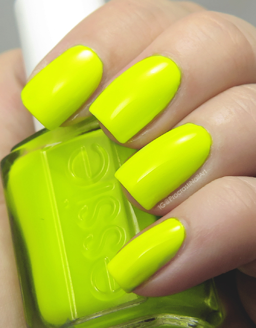 Essie 2016 Neon Collection Stencil Me In