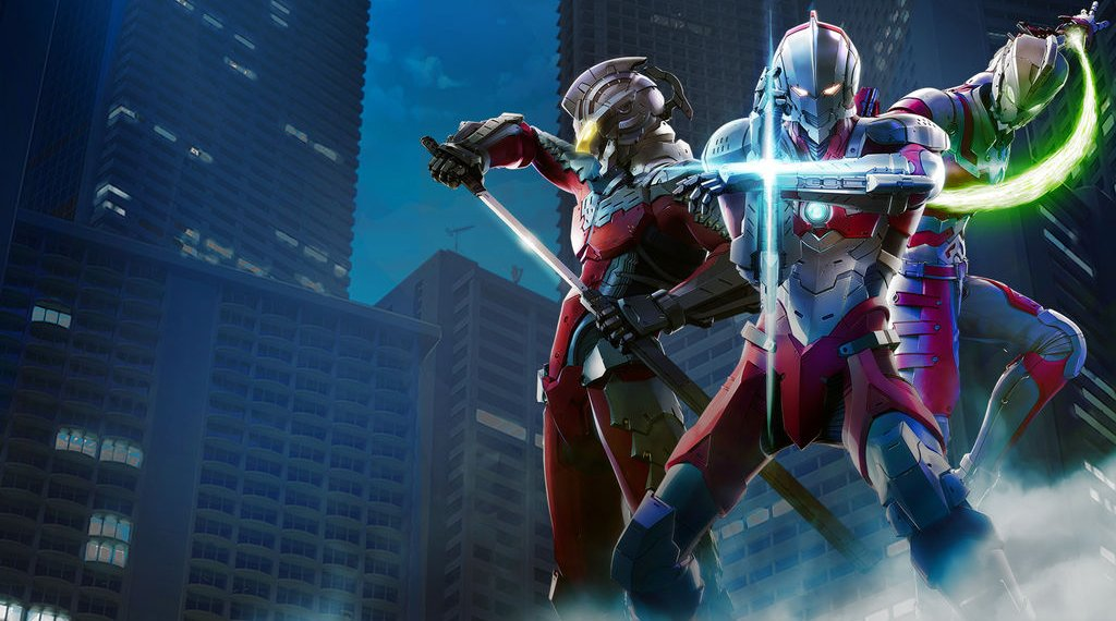 Netflix's Ultraman Anime series