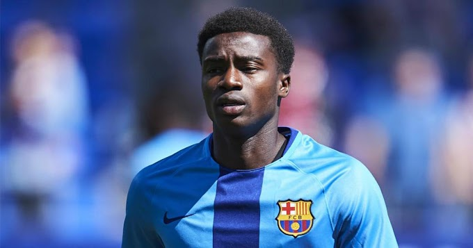 Barcelona place Wague on transfer list: Right-back failed to convince Koeman