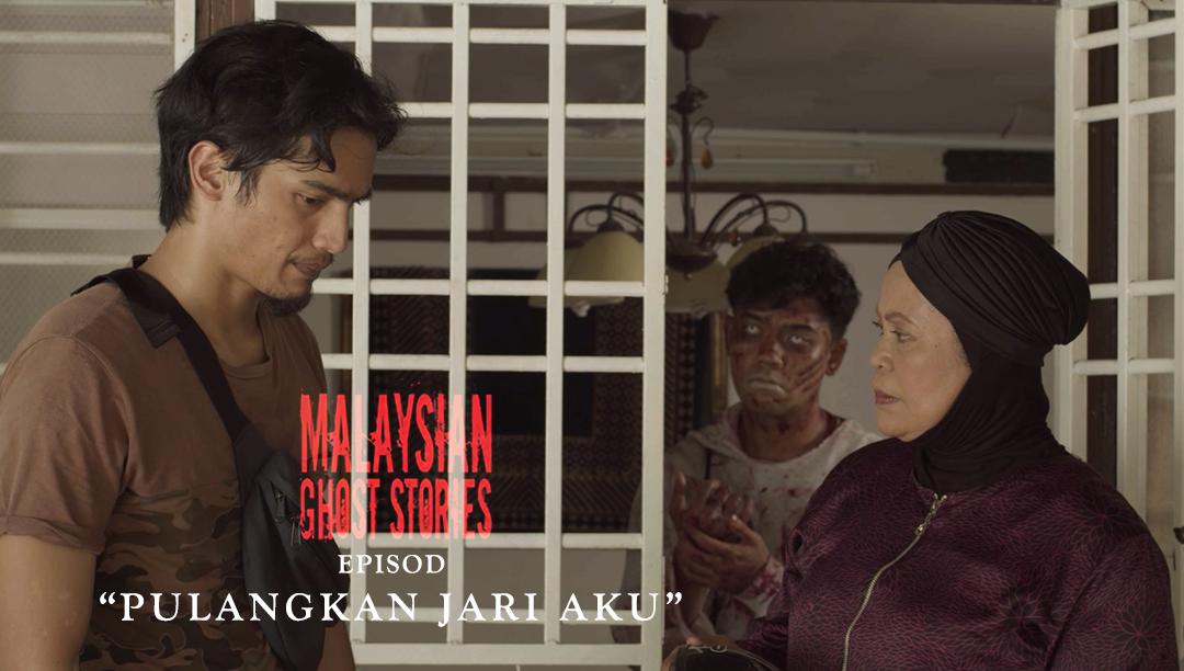 Malaysian Ghost Stories Episod 24 Pulangkan Jari Aku