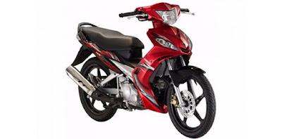 motor bekas yamaha jupiter mx