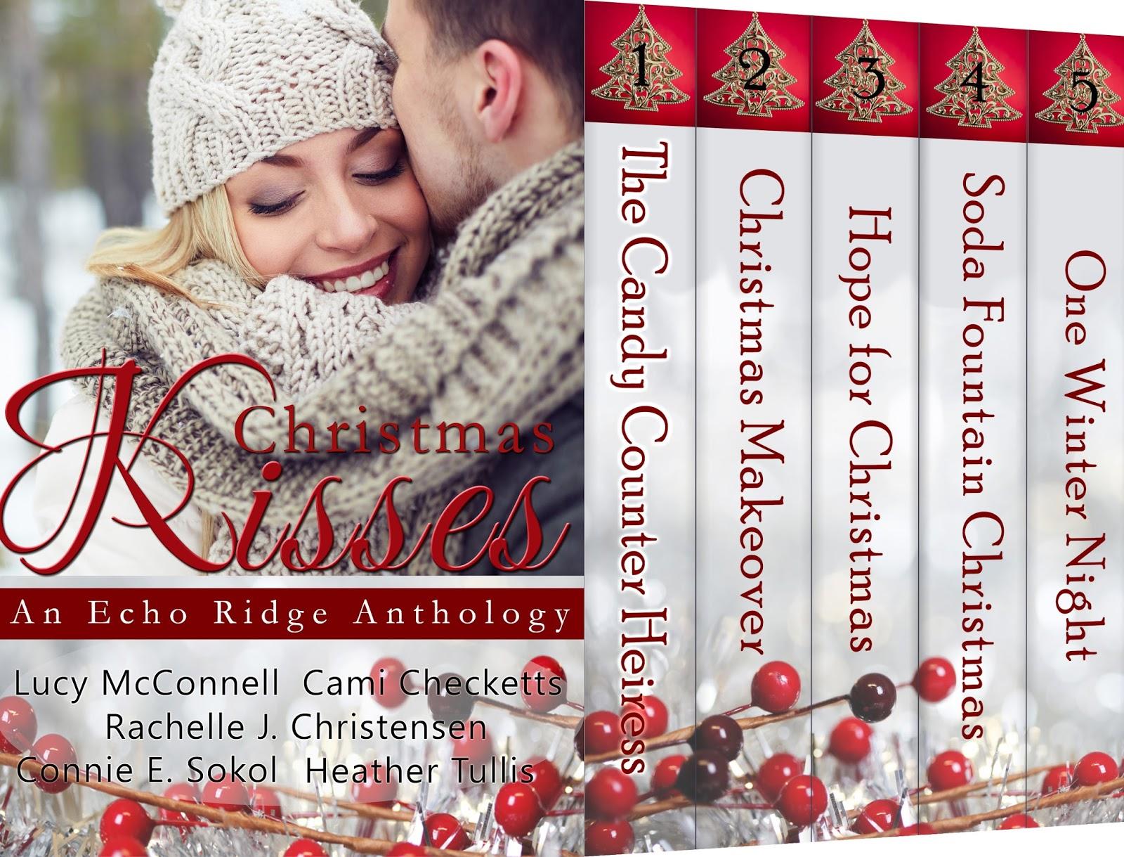 Christmas Kiss 3.Author Sherry Gammon Christmas Kisses