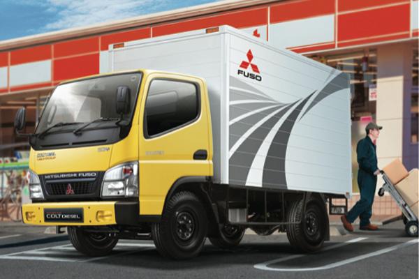 promo harga colt diesel canter box alumunium 2019