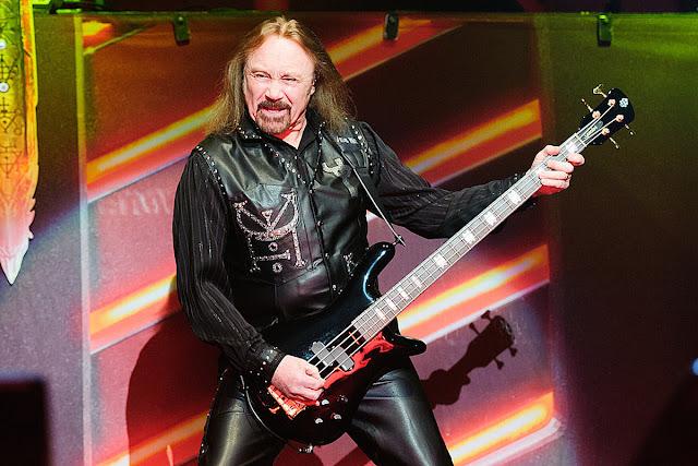 """Judas Priest: """"Precisamos nos reunir com o Iron Maiden"""""""