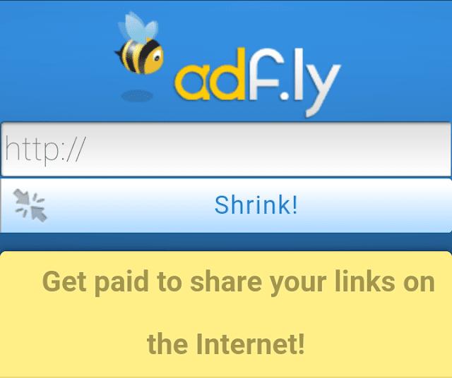 Situs shortener url yang terbukti membayar