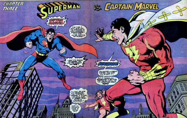 captain marvel vs shazam