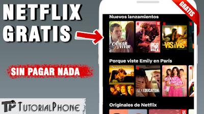 como ver Netflix gratis de forma legal