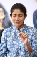 Sai Pallavi looks super cute in plain dress at her interview in Telugu about movie Fidaa ~ Exclusive Celebrities Galleries 040.JPG