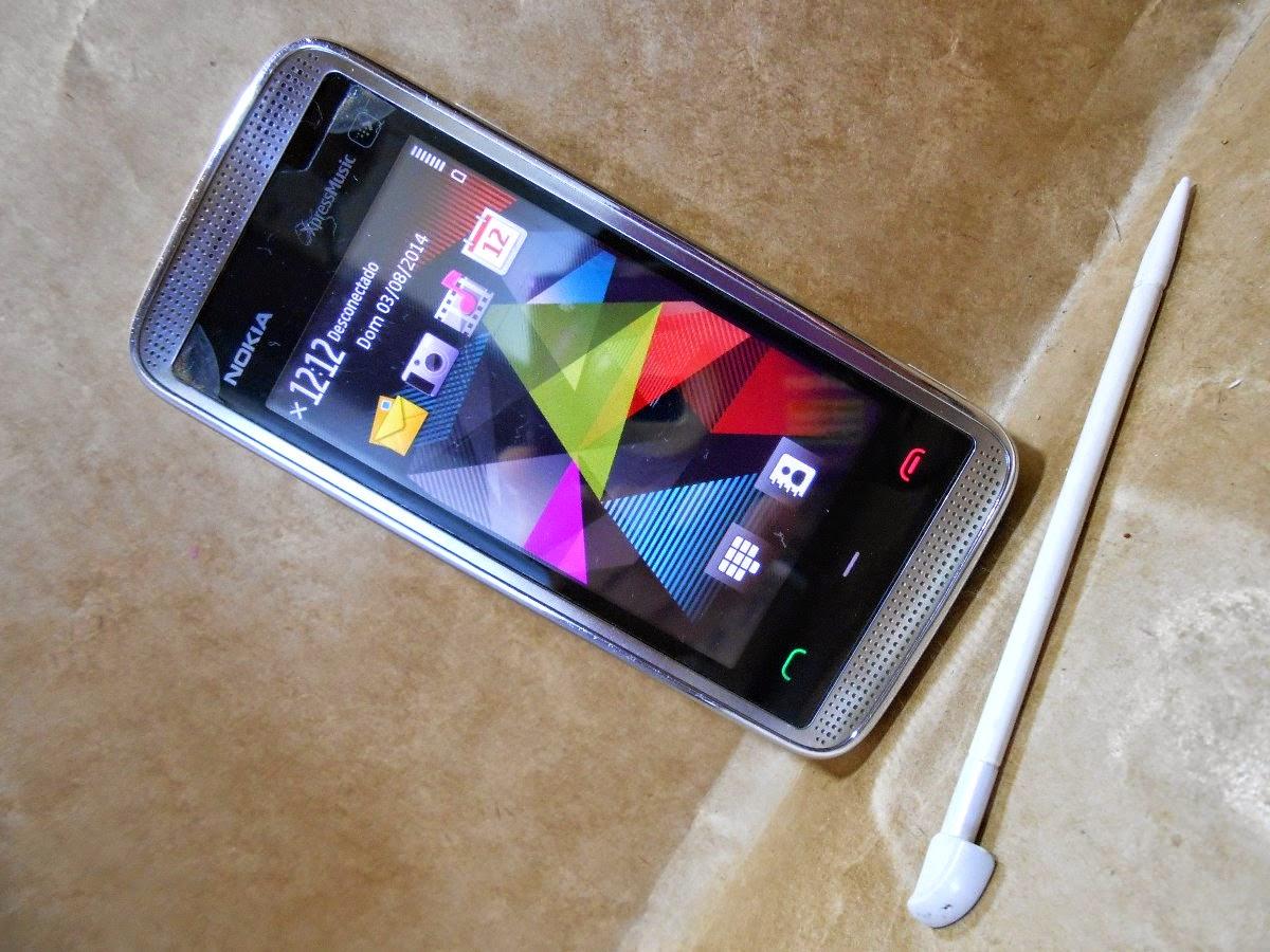 Nokia Symbian 5530