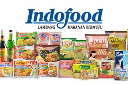 Lowongan Kerja Terbaru Perusahaan PT. Indofood Sukses Makmur Tbk Batas Pendaftaran 27 April 2019