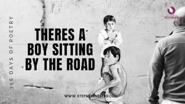 There's A Boy Sitting By The Road | Stefn Sylvester Anyatonwu