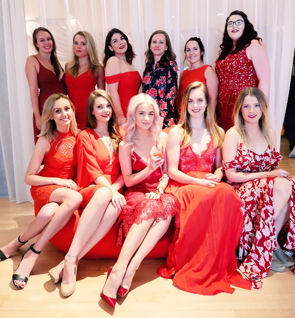London Sanderson Hotel with InTheFrow and British Heart Foundation Charity Dinner