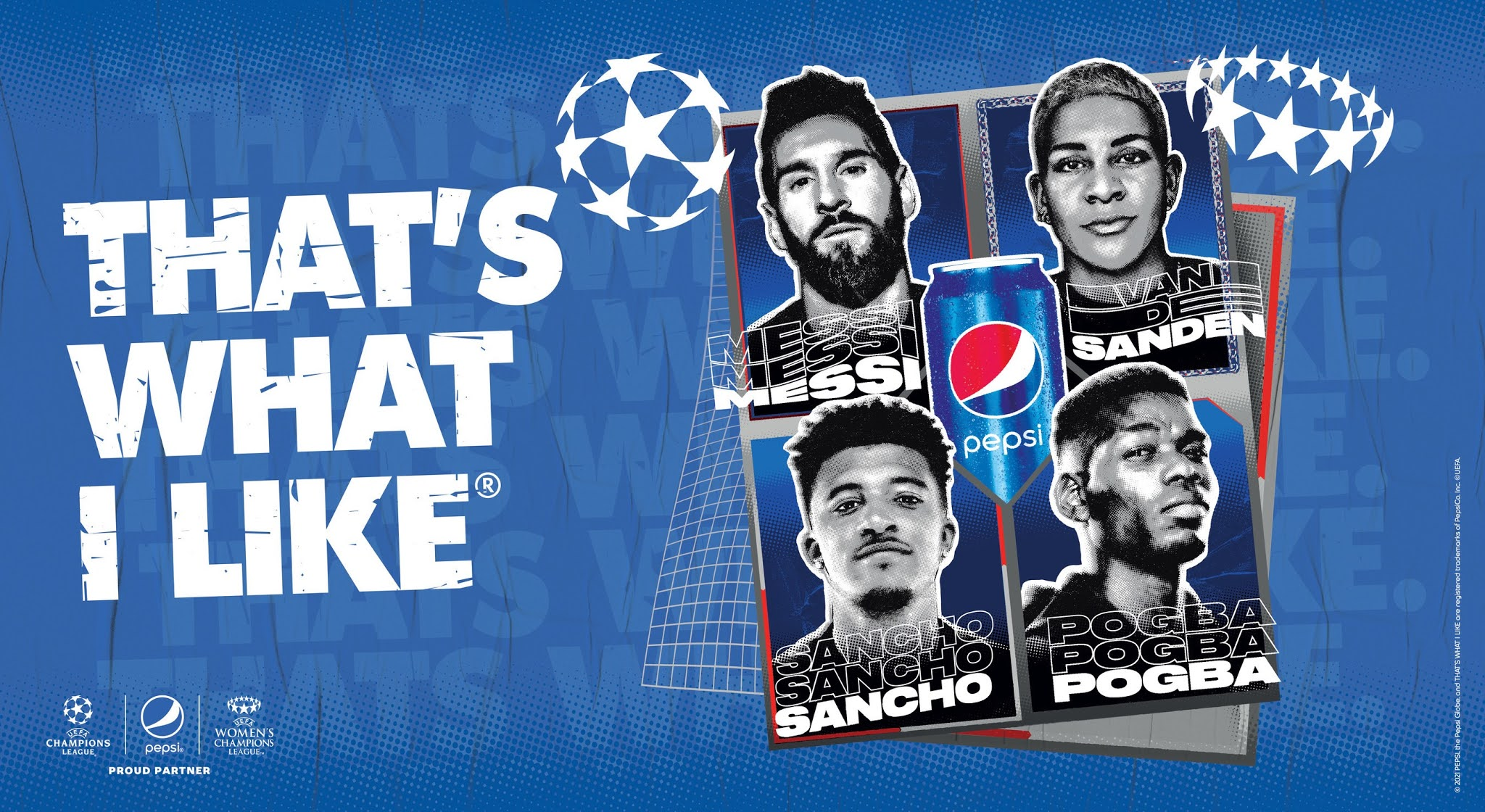 Pepsi launches a bold new world of Fizz